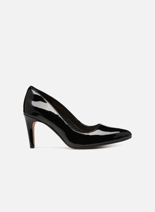 Zapatos de tacón Clarks Laina Rae Negro vistra trasera