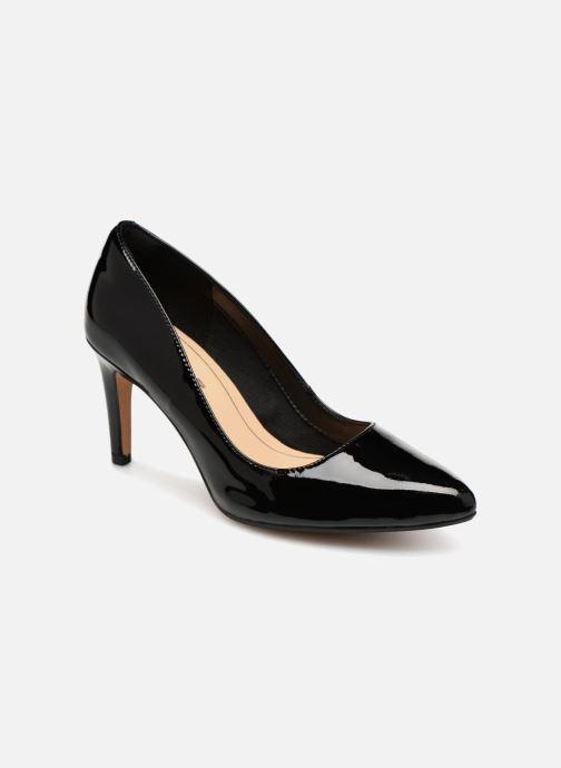 Zapatos de tacón Clarks Laina Rae Negro vista de detalle / par