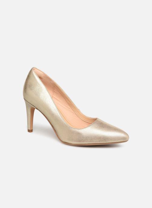 Pumps Clarks Laina Rae gold/bronze detaillierte ansicht/modell