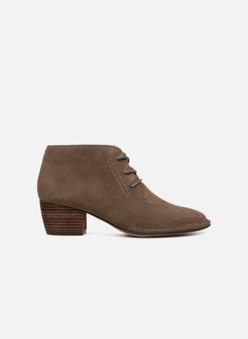 Bottines et boots Clarks Spiced Charm Vert vue derrière