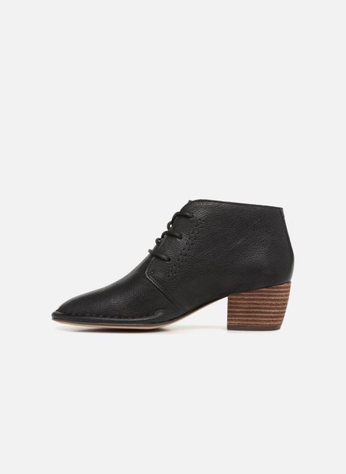Bottines et boots Clarks Spiced Charm Noir vue face