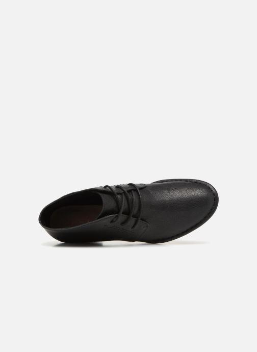 Bottines et boots Clarks Spiced Charm Noir vue gauche