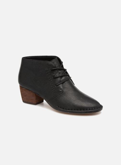Bottines et boots Clarks Spiced Charm Noir vue détail/paire
