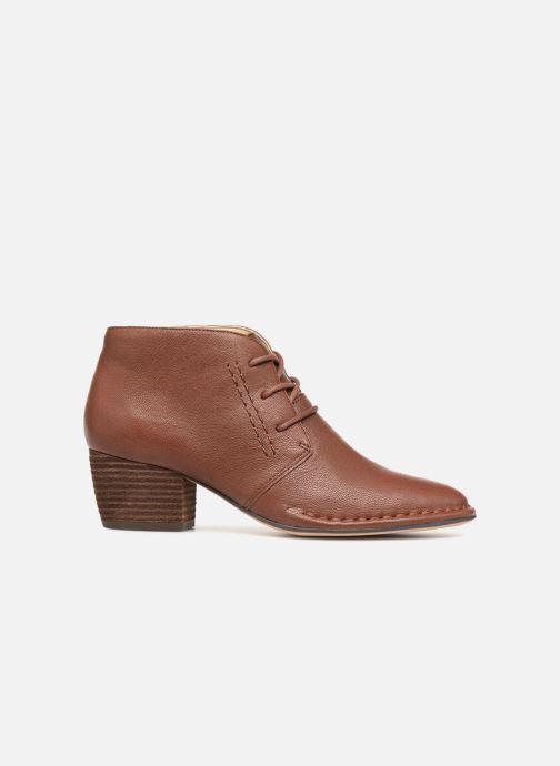 Bottines et boots Clarks Spiced Charm Marron vue derrière