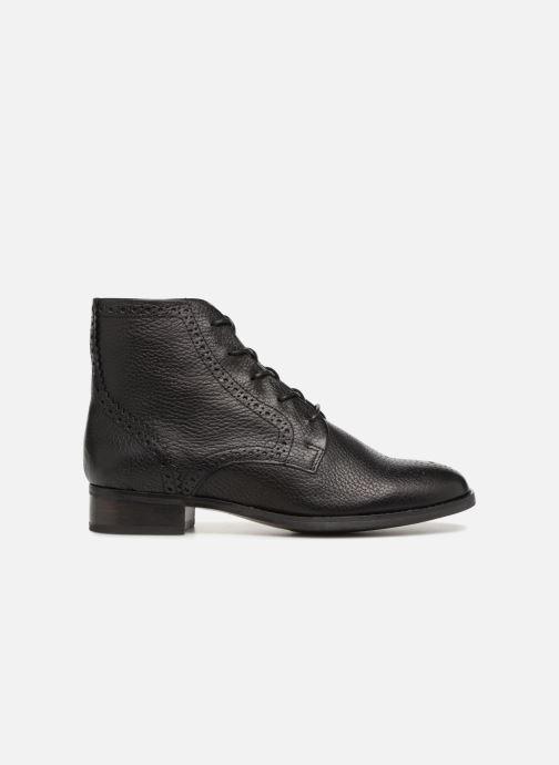 Boots en enkellaarsjes Clarks Netley Freya Zwart achterkant