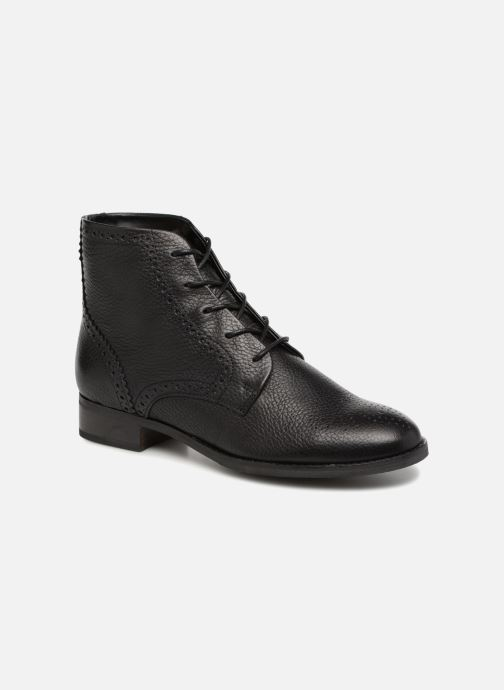 Boots en enkellaarsjes Clarks Netley Freya Zwart detail