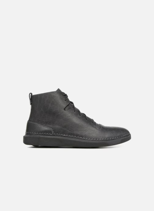 Bottines et boots Clarks Hale Rise. Gris vue derrière