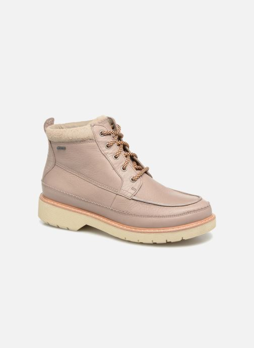 Boots en enkellaarsjes Clarks Korik RiseGTX. Beige detail