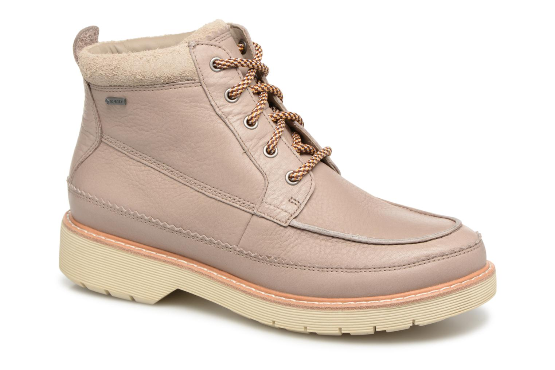 Clarks Korik RiseGTX. boots (Beige) - Ankle boots RiseGTX. chez (340454) f307b2