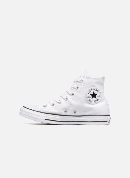 Trainers Converse Chuck Taylor Hi W White front view