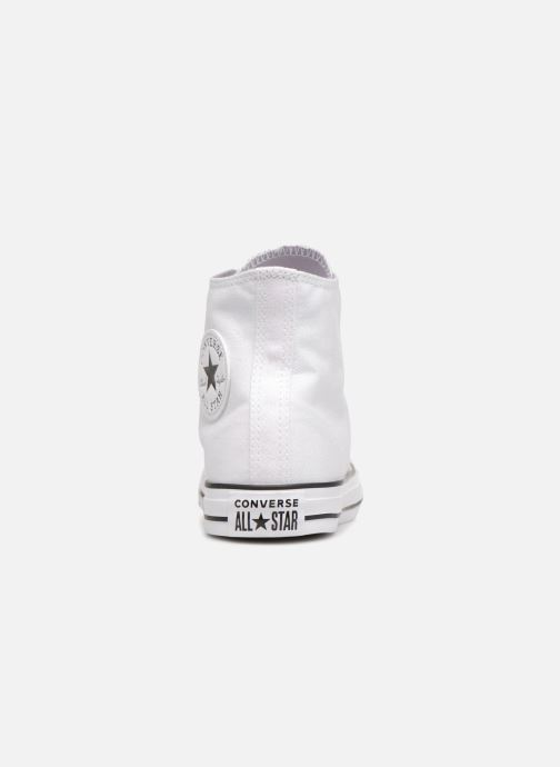 Trainers Converse Chuck Taylor Hi W White view from the right