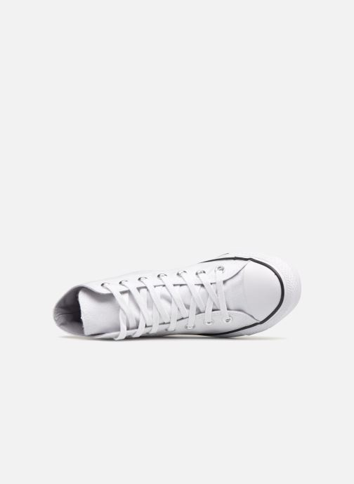Trainers Converse Chuck Taylor Hi W White view from the left