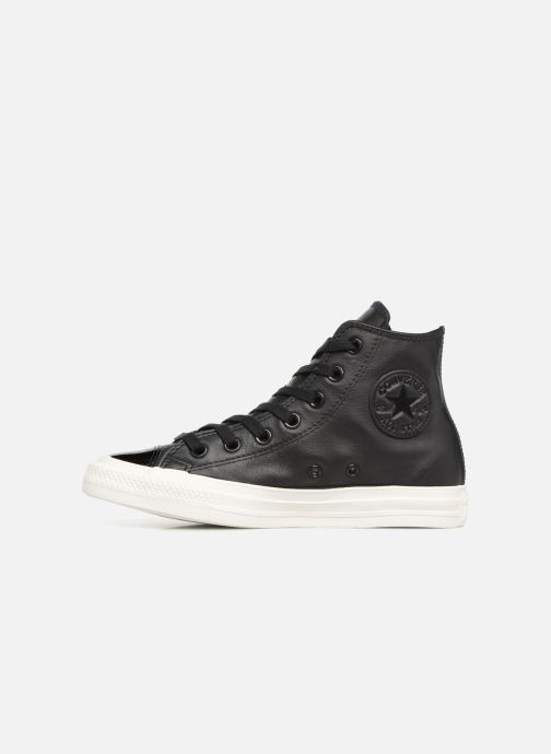 Trainers Converse Chuck Taylor Hi W Black front view