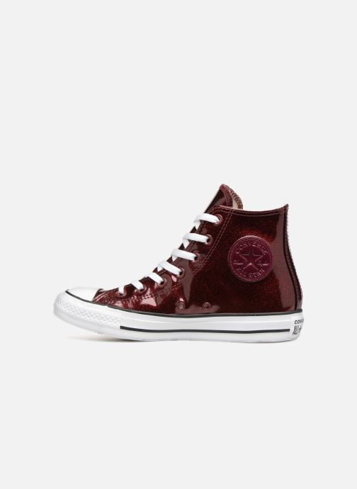 Sneakers Converse Chuck Taylor Hi W Bordò immagine frontale