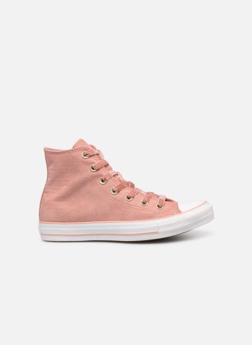 Sneakers Converse Chuck Taylor Hi W Roze achterkant