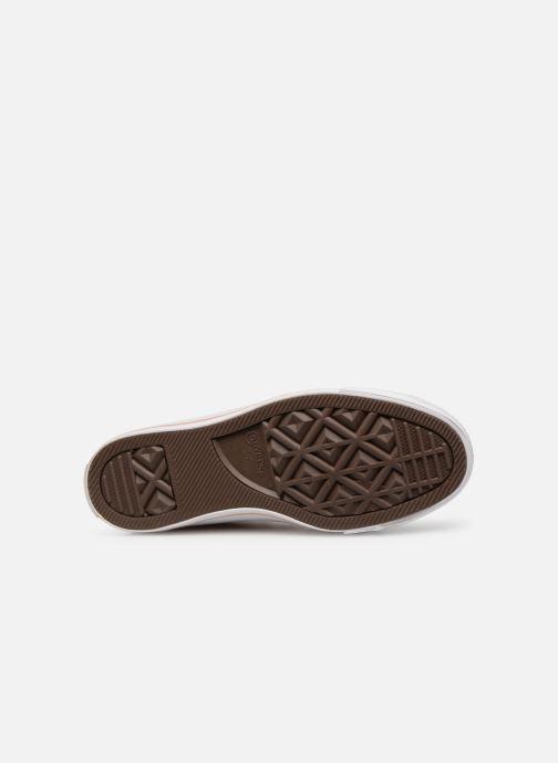 Sneakers Converse Chuck Taylor Hi W Roze boven