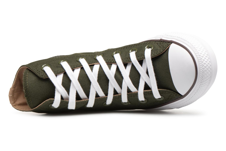 Baskets Converse Chuck Taylor Hi W Vert vue gauche