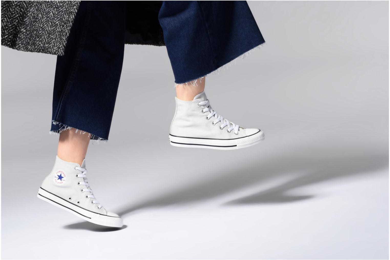 Sneakers Converse Chuck Taylor Hi W Bordò immagine dal basso