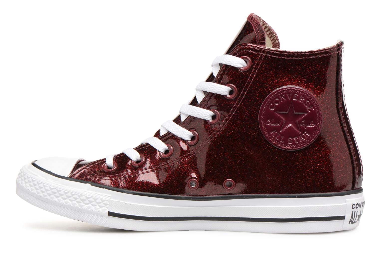 Sneakers Converse Chuck Taylor Hi W Bordò immagine frontale