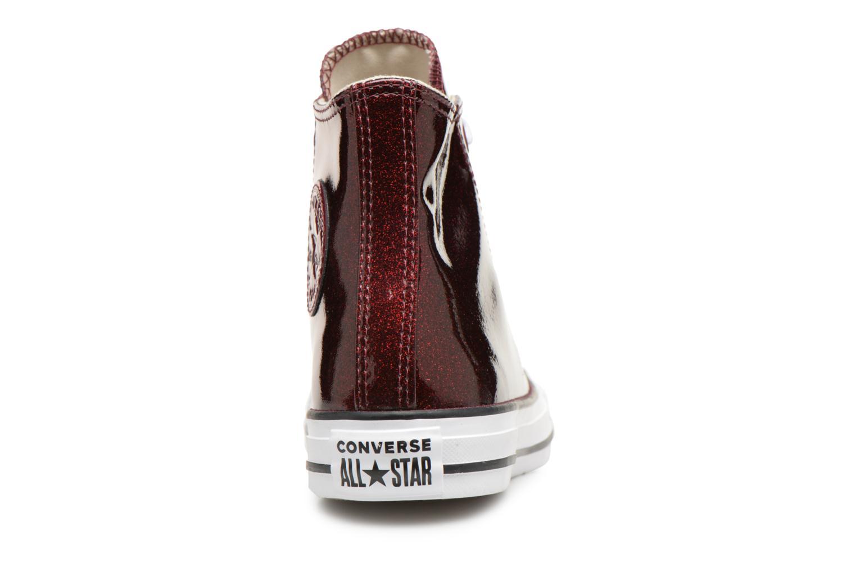 Sneakers Converse Chuck Taylor Hi W Bordò immagine destra
