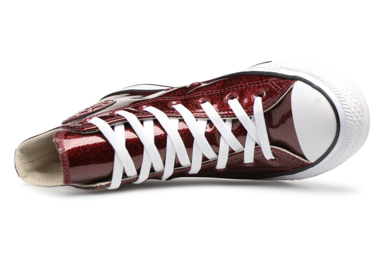 Sneakers Converse Chuck Taylor Hi W Bordò immagine sinistra