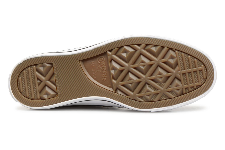 Sneakers Converse Chuck Taylor Hi W Bordò immagine dall'alto