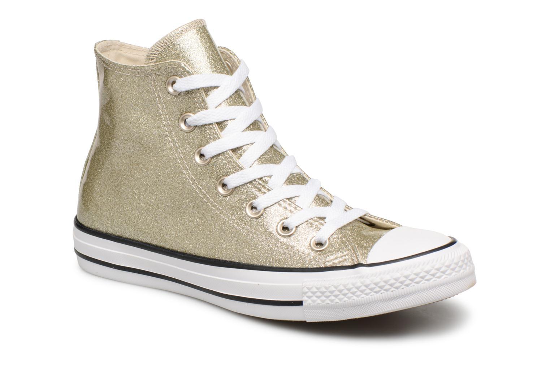 Sneakers Converse Chuck Taylor Hi W Oro e bronzo vedi dettaglio/paio