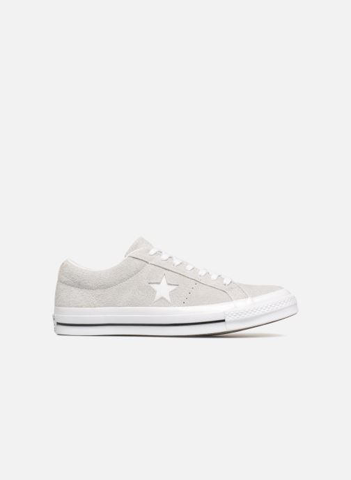 Sneakers Converse One Star Ox Ash Grijs achterkant