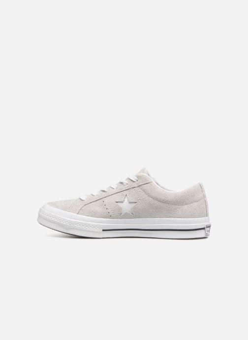 Trainers Converse One Star Ox Ash W Grey front view