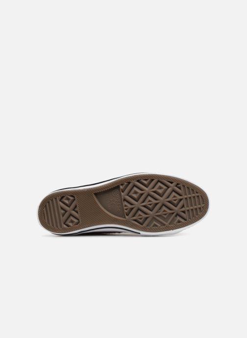 Sneakers Converse One Star Ox W Bordò immagine dall'alto
