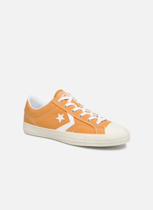 1750ae267dd8fe Converse Star Player Ox (Yellow) - Trainers chez Sarenza (340474)