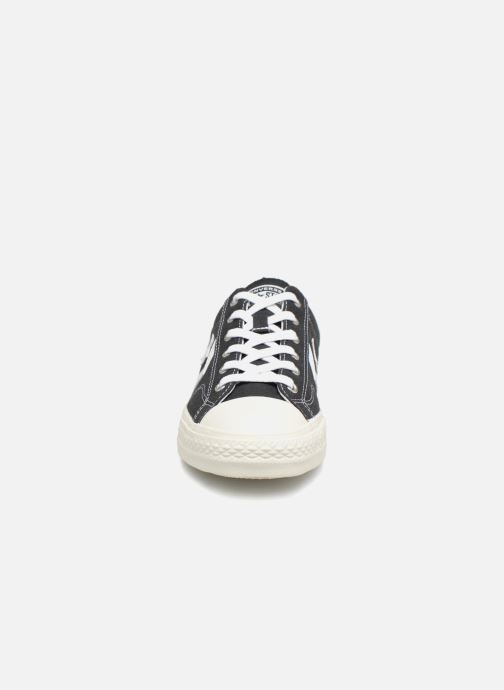 Trainers Converse Star Player Ox Black model view