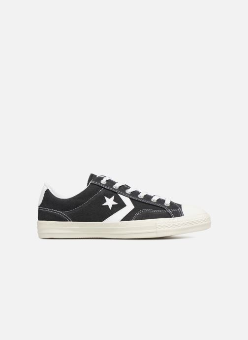 Trainers Converse Star Player Ox Black back view