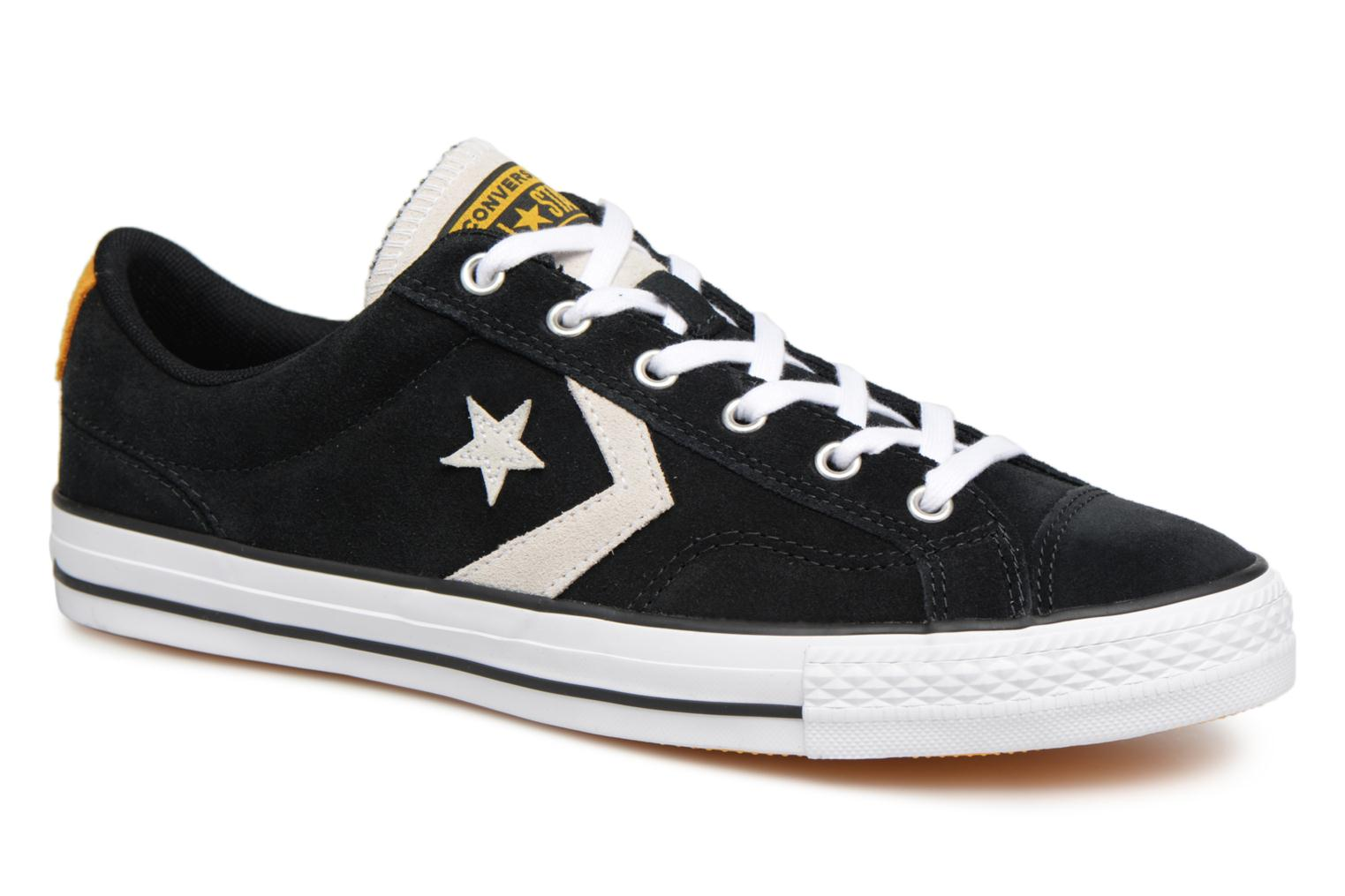 6e09f7d84844c Player Sarenza Converse Ox Star Chez 340471 Trainers black aRRxwA