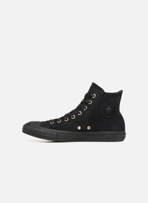 Sneakers Converse Chuck Taylor Hi M Nero immagine frontale