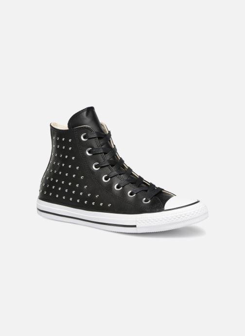 Sneaker Converse Chuck Taylor Hi M schwarz detaillierte ansicht/modell