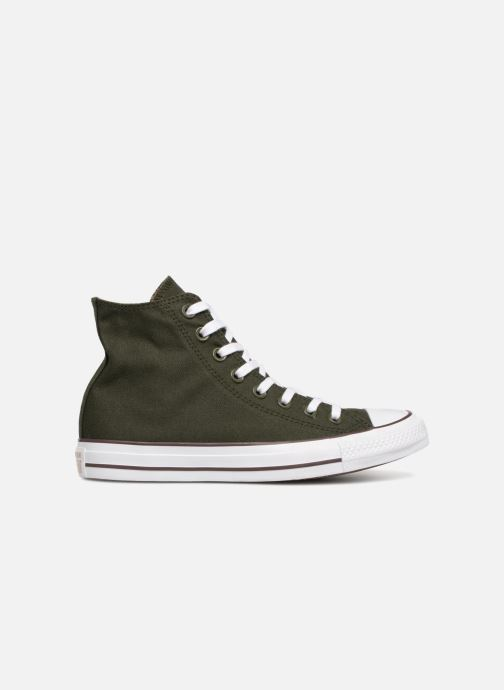Trainers Converse Chuck Taylor Hi M Green back view