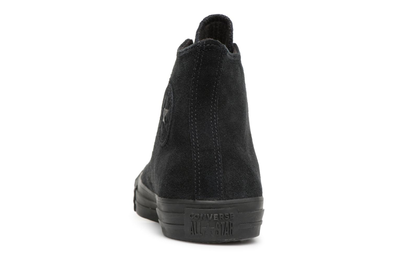 Sneakers Converse Chuck Taylor Hi M Nero immagine destra