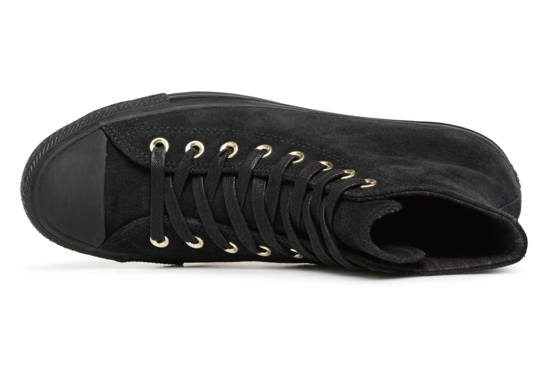 Sneakers Converse Chuck Taylor Hi M Nero immagine sinistra