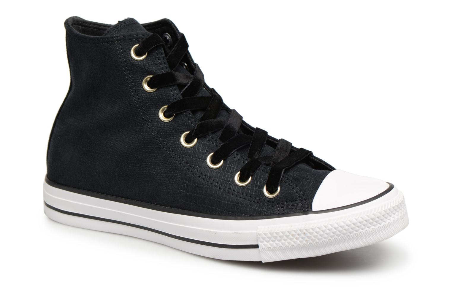 Converse Chuck Taylor Trainers Hi M (Black) - Trainers Taylor chez (340519) b23067
