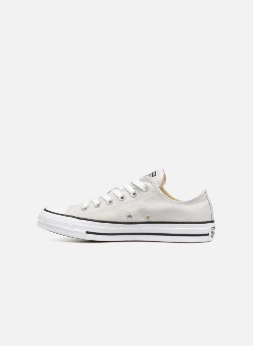 Sneakers Converse Chuck Taylor Ox W Grigio immagine frontale