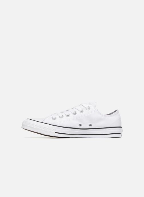 Trainers Converse Chuck Taylor Ox W White front view