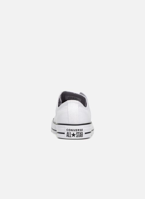 Trainers Converse Chuck Taylor Ox W White view from the right