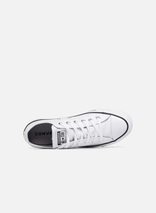 Trainers Converse Chuck Taylor Ox W White view from the left