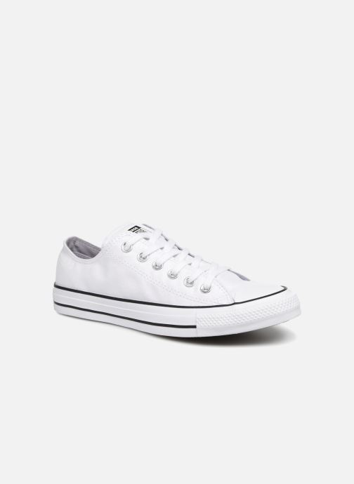 Trainers Converse Chuck Taylor Ox W White detailed view/ Pair view