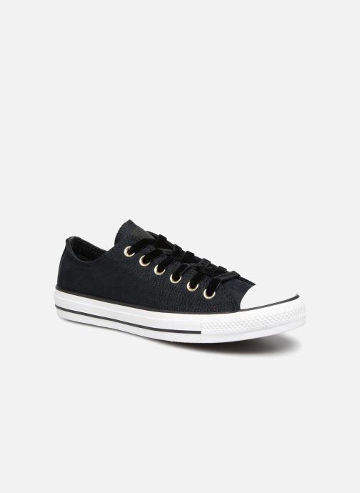 Sneaker Converse Chuck Taylor Ox W schwarz detaillierte ansicht/modell