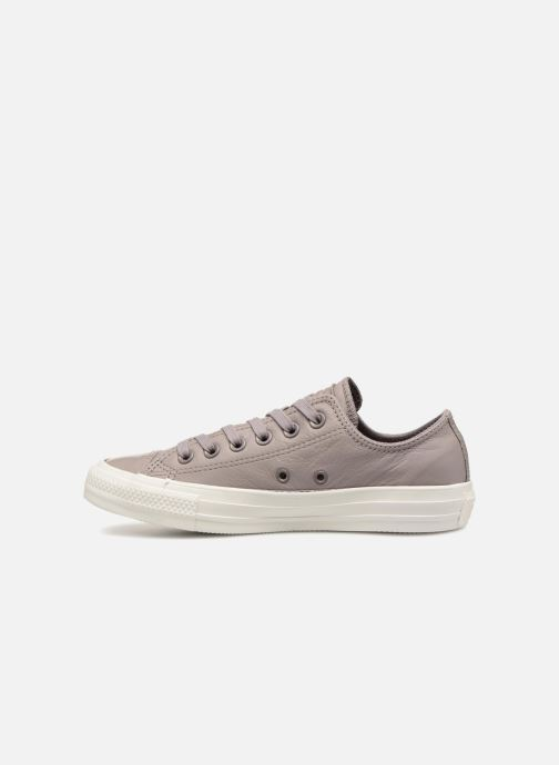 Trainers Converse Chuck Taylor Ox W Grey front view