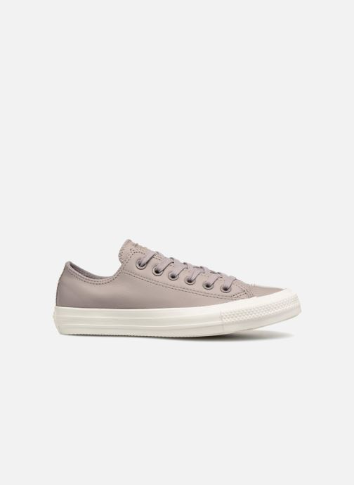 Trainers Converse Chuck Taylor Ox W Grey back view