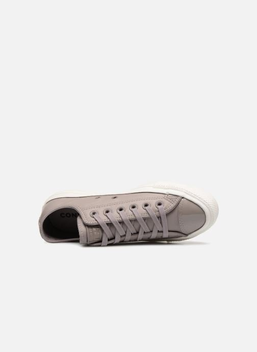 Trainers Converse Chuck Taylor Ox W Grey view from the left
