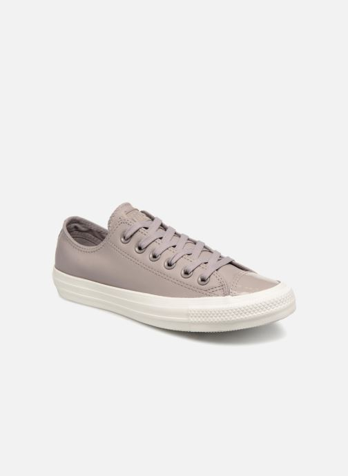Trainers Converse Chuck Taylor Ox W Grey detailed view/ Pair view
